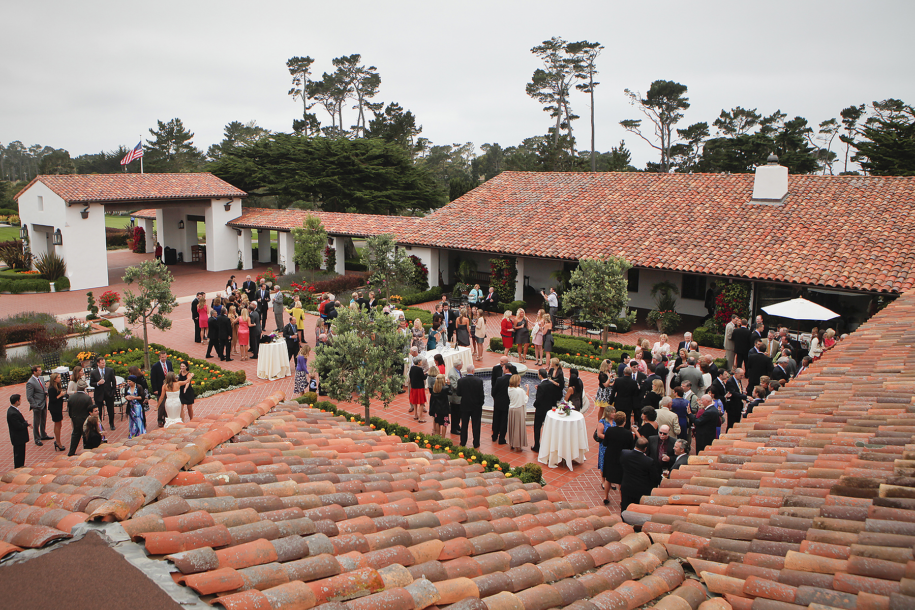 monterey peninsula country club wedding