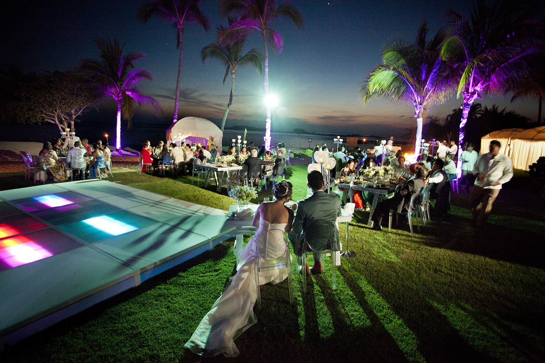 a st regis punta mita wedding contains an element of tropical refinement and you and your guests can access deep sea fishing just as easily as you can - Wedding Villas Punta Mita